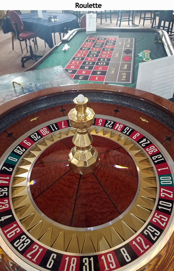 Roulette at Northwoods Casino LLC, NH